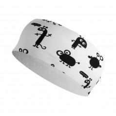 Headband ELEVEN HB Dolomiti Kids Bugs White