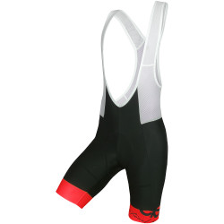 Cycling Race Pants HOR Red