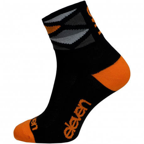 Erhöhte Socken HOWA RHOMB ORANGE