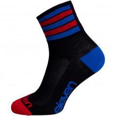 Erhöhte Socken HOWA STRIPE BLACK