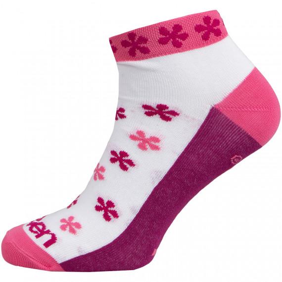 Söckchen LUCA FLOWER pink