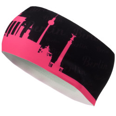 Stirnband ELEVEN HB Dolomiti Berlin Pink