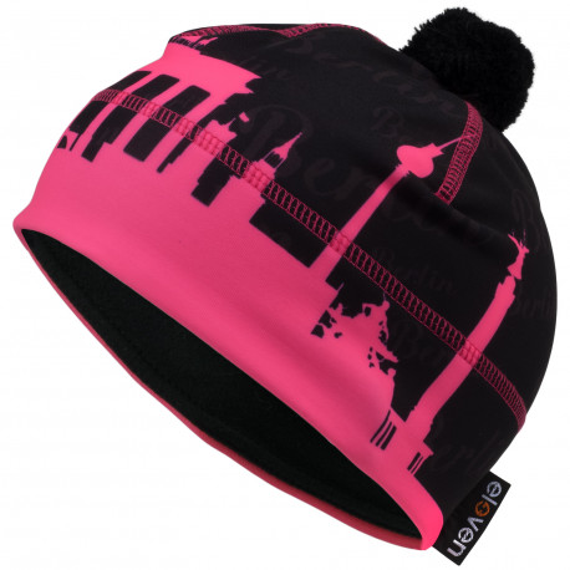 Mütze SVEN Berlin Pink