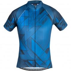 Fahrradtrikot Score Blue