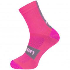Socken verlängert SUURI Akiles Pink