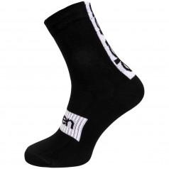 Socken verlängert SUURI Akiles Black