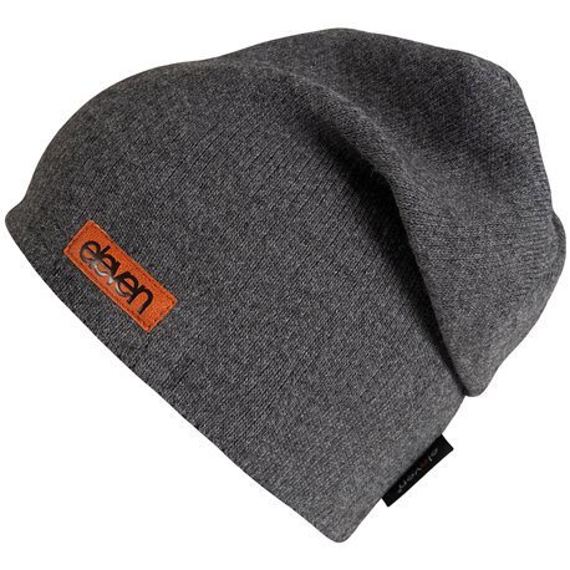 Strickmütze Eleven L-Grey