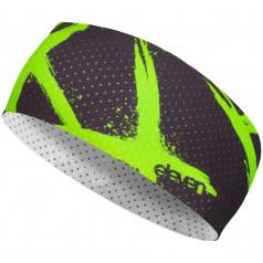 Stirnband Eleven Air XI Green