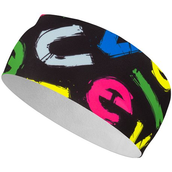 Stirnband Eleven Dolomiti Lett BK Color