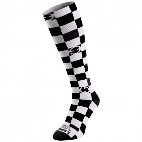 Compression socks Cube BW