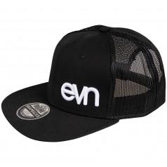 Kappe Eleven Mesh Black