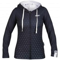 Sweatshirt Eleven Triangle Grey Lady