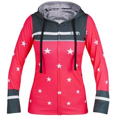 Sweatshirt Eleven Star Pink Lady