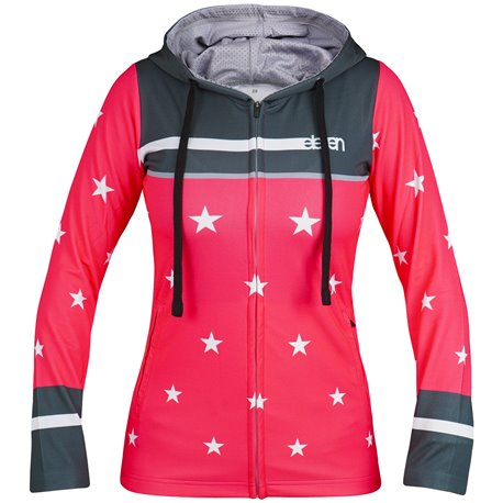 Sweatshirt Eleven Star Pink Lady