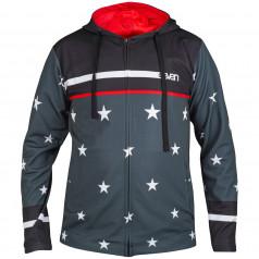 Sweatshirt Eleven Star Grey