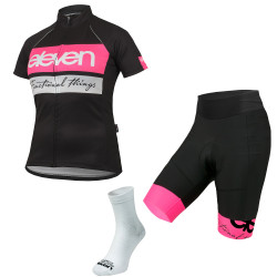 Damen Radsport-Set Eleven New Horizontal F160