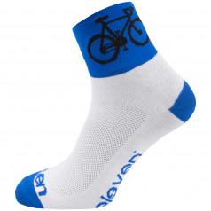 Socks HOWA ROAD blue/white