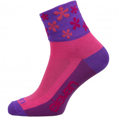 Socks HOWA Flower Pink
