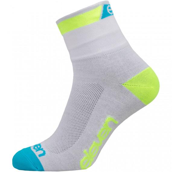 Socks ELEVEN HOWA EVN Fluo White