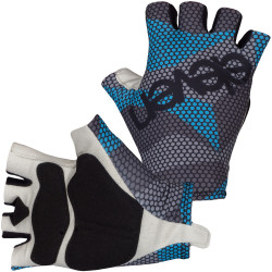 Cycling gloves ELEVEN BEE Azure