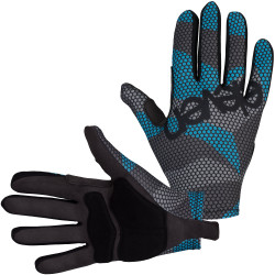Cycling gloves ELEVEN LONG BEE Azure