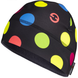Cap MATTY Dots Color Black