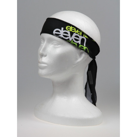 Headband light ELEVEN Fluo black