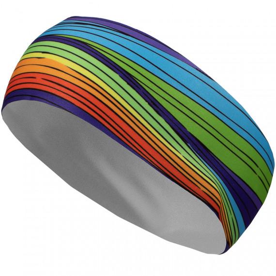 Headband Summer Rainbow