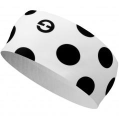 Headband ELEVEN HB Dolomiti Dots BW